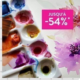 Promotion Aquarelle