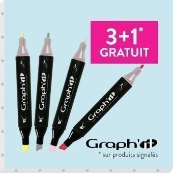Promotion Marqueurs Graph'it