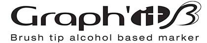 logo graph'it brush