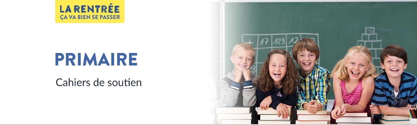 Rentrée des classes : livre pour la primaire