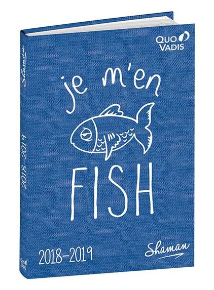 agenda je m'en fish