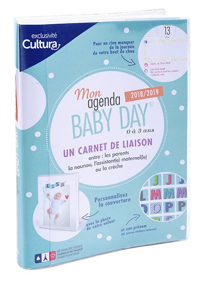 agenda baby day