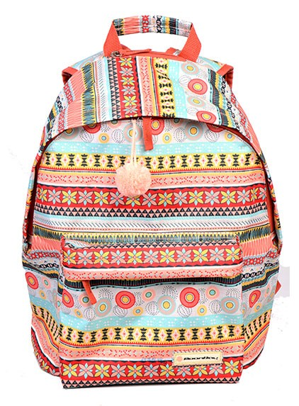 Sac 1 compartiment Tribal