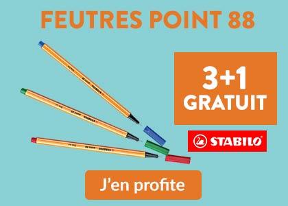 Feutres Point 88