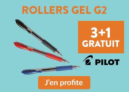 Rollers gel G2