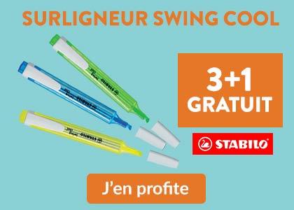 Surligneurs Swing cool
