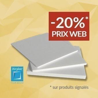 Promotion Cartons mousse
