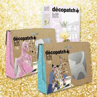 Kits Décopatch