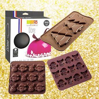 Moules Desserts & Chocolats