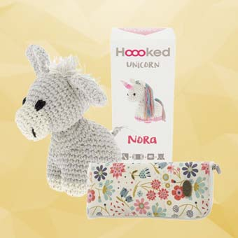 Kits tricot, crochet, broderie & couture