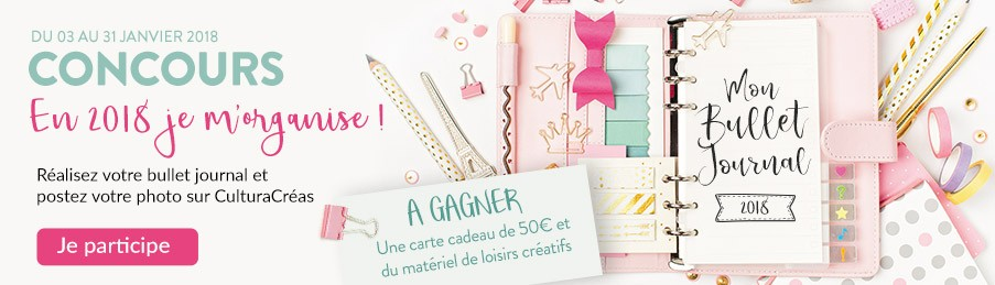 Concours bullet journal