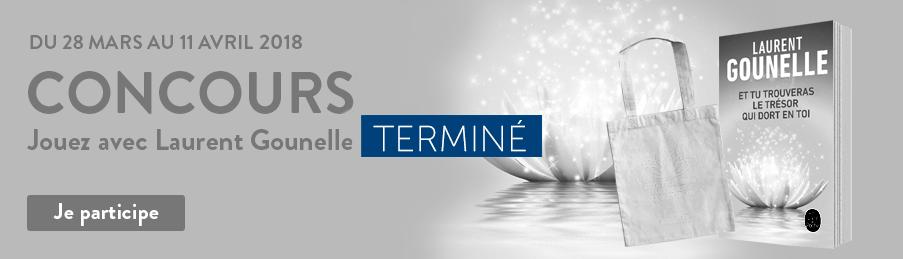 Concours Laurent Gounelle