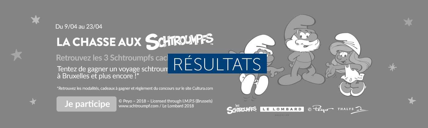 Concours Schtroumpfs