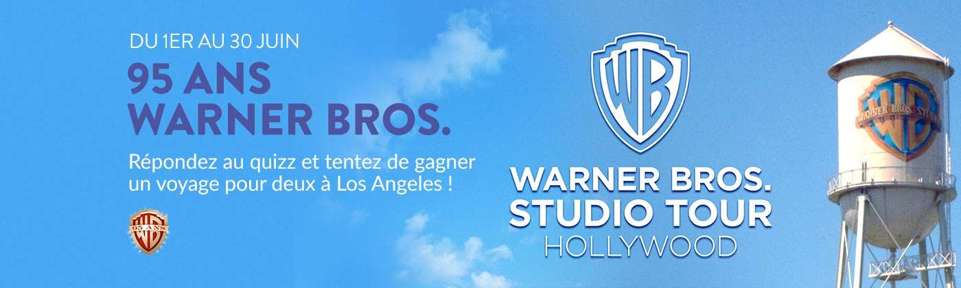 Jeu concours Cultura - Warner Bros.
