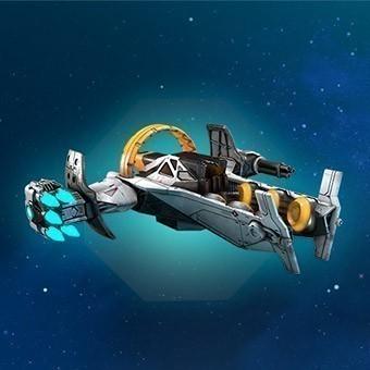Les vaisseaux STARLINK