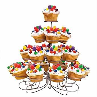Présentation, boîtes à gâteaux