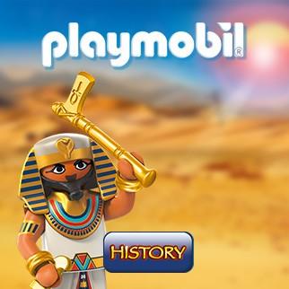Les romains et les égyptiens