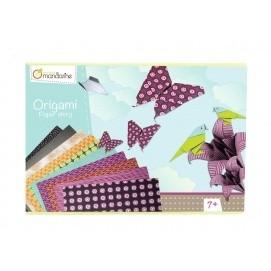 Boites créatives Origami