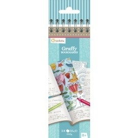 Graffy Bookmark