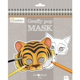 Graffy Pop Mask