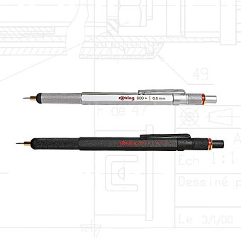 ROTRING 300 A 800+