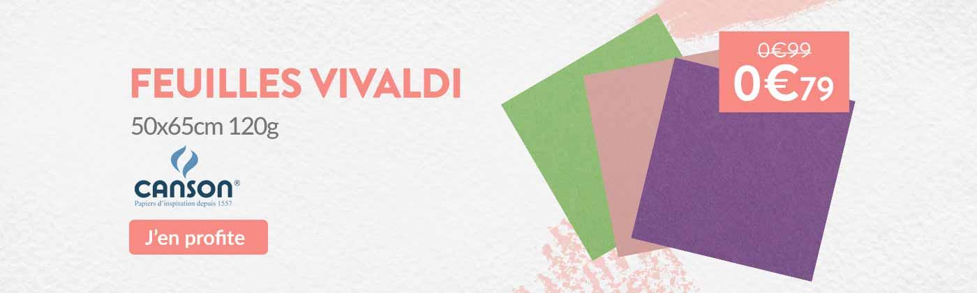 Promotions feuilles vivaldi