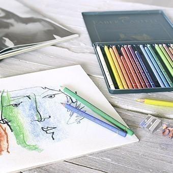 Crayons Polychromos
