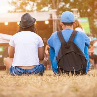 Billetterie festival