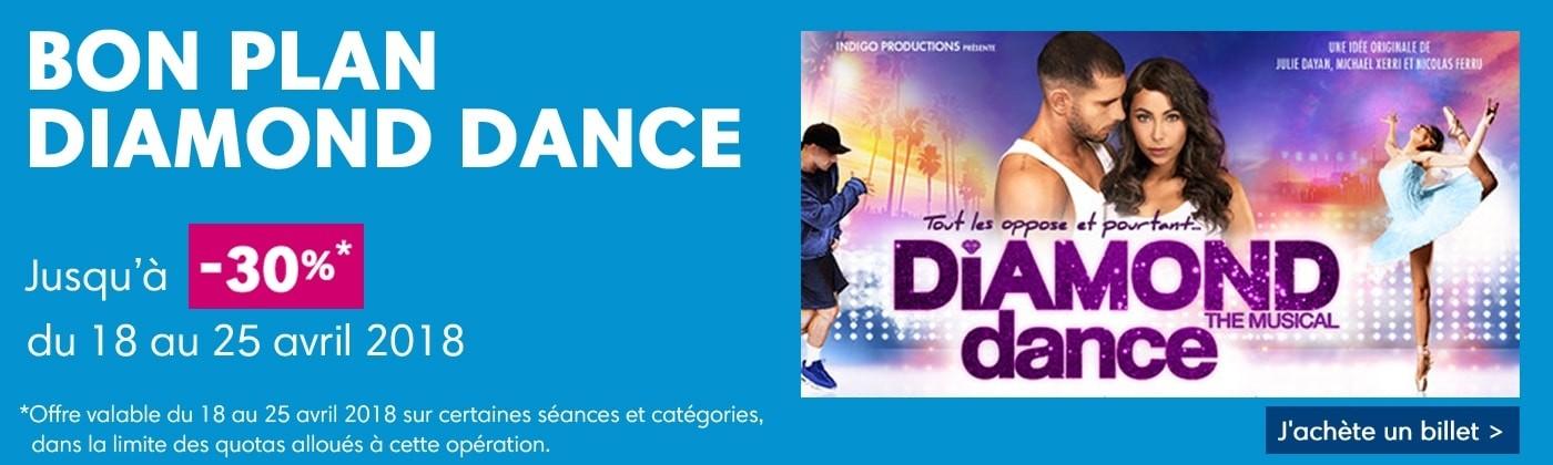 bon plan Diamond Dance jusqu'à -30%
