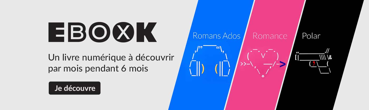 Coffrets cadeaux Box Ebook le premier coffret livre numérique