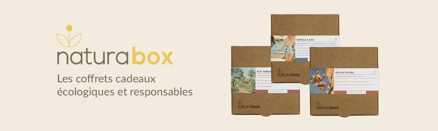Notre sélection de coffrets cadeaux écologique