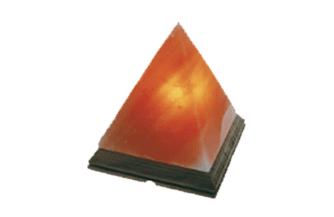 Lampe de sel pyramidale