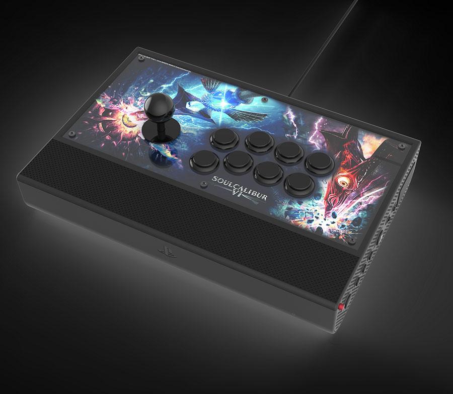 Arcade stick Nacon DAIJA + SoulCalibur VI - Edition exclusive Cultura limitée à 250ex