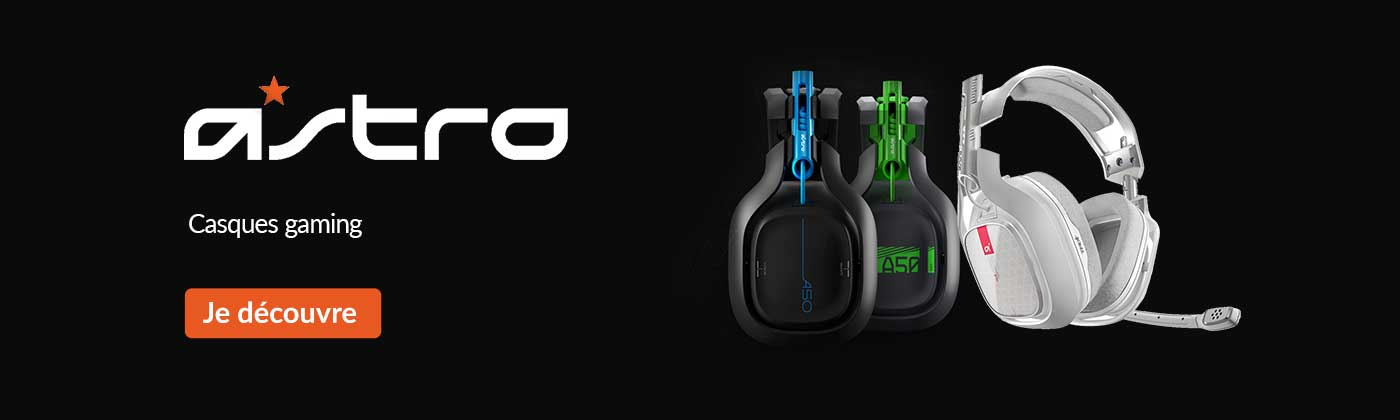 Casques Gaming Astro