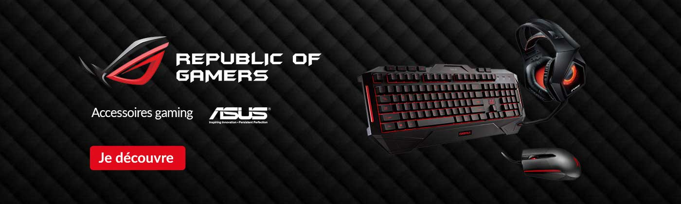 Accessoires Gaming Asus ROG
