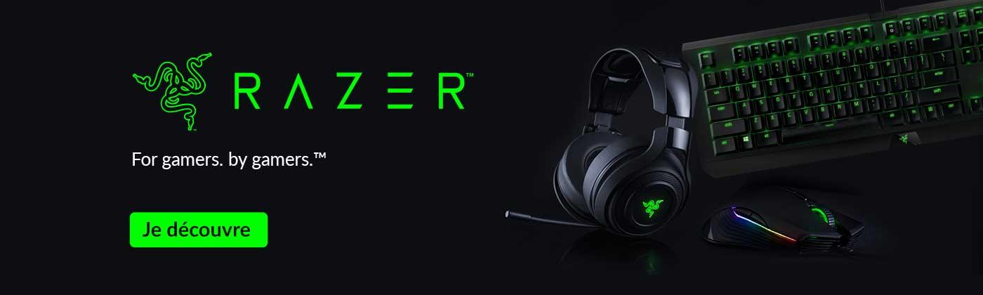 Accessoires Gaming Razer