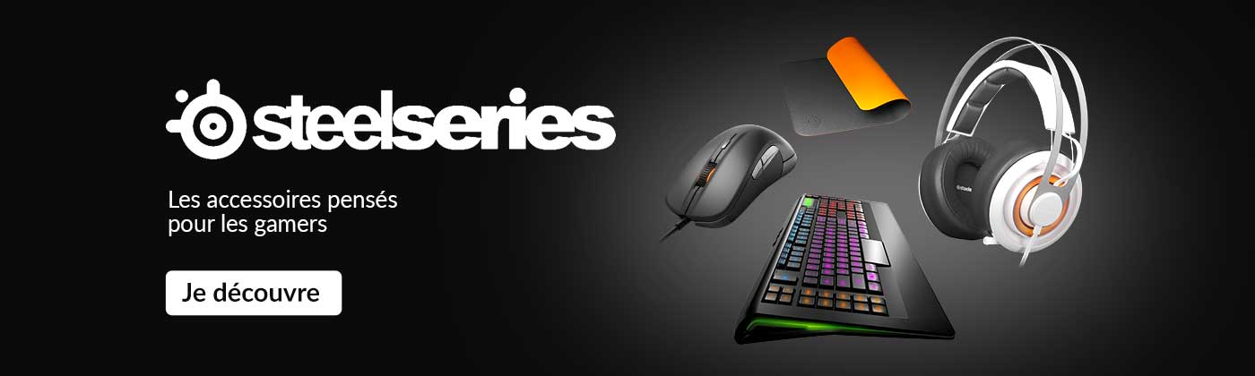 Accessoires Gamers Steelseries