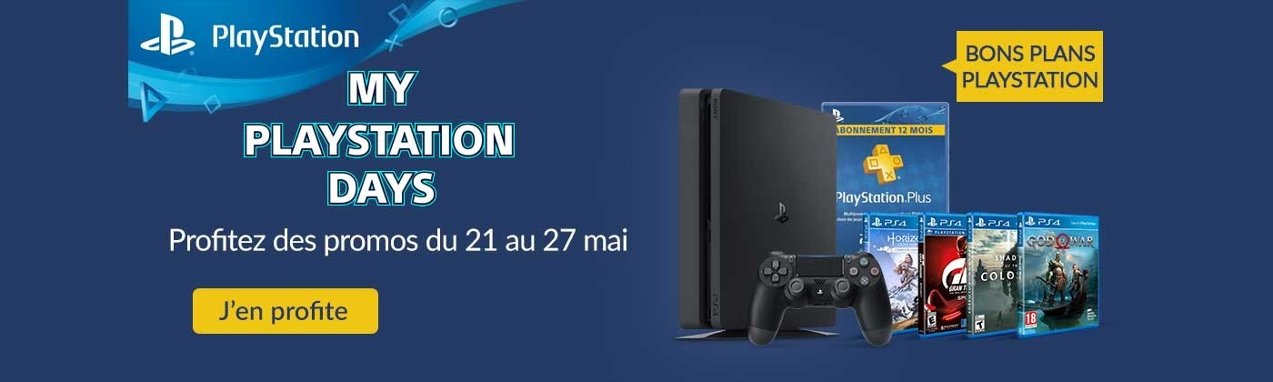 Promotion Playstation