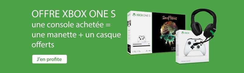 PROMO XBOX ONE