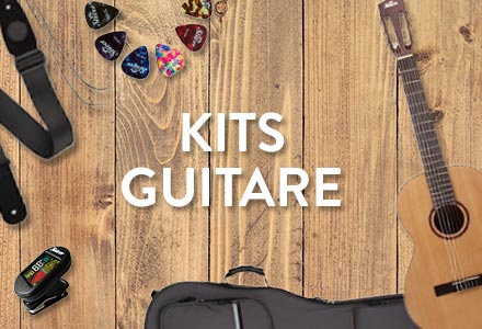 Pack Guitare