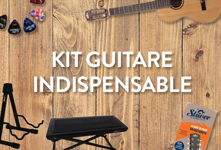 Pack Guitare indispensable