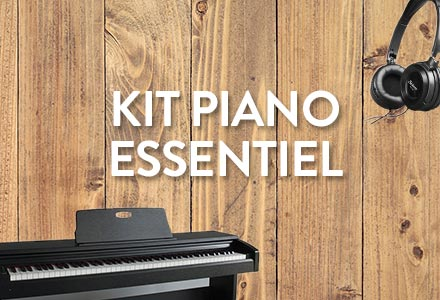 Pack Piano Essentiel