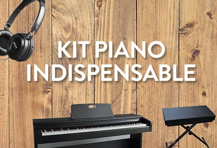 Pack Piano Indispensable