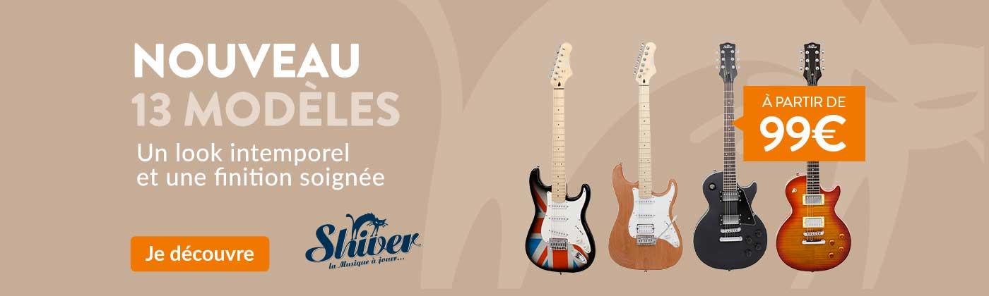 Guitare électrique Shiver