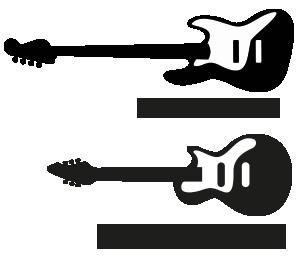 Basse vs guitare