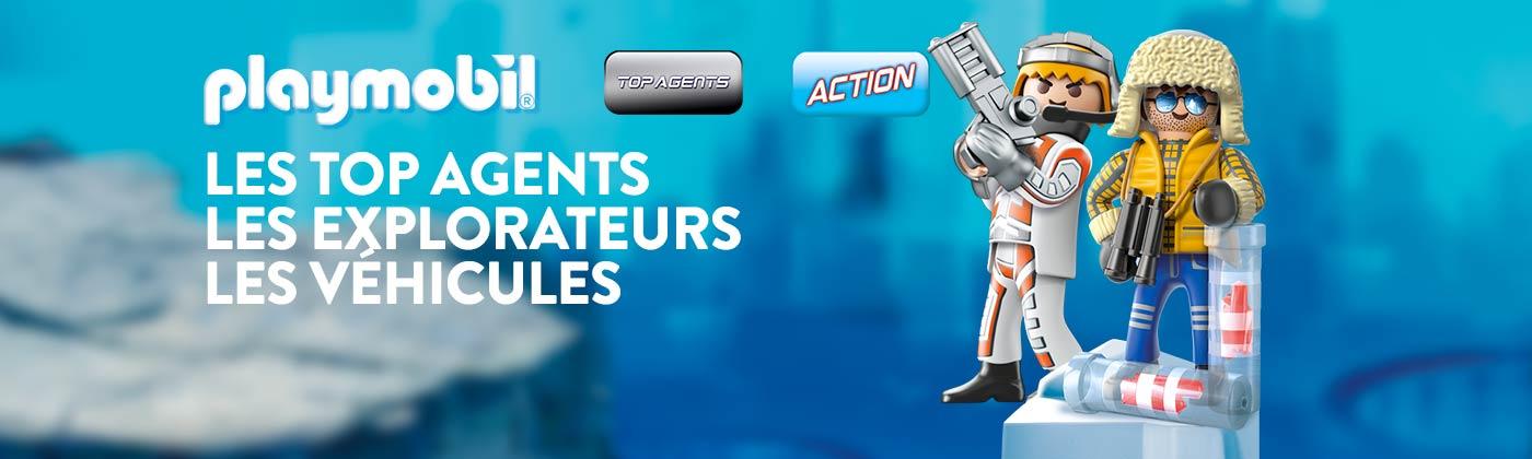 Les Explorateurs Playmobil Jouets Polaires Véhicules c4jq5ARL3S