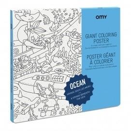 Coloriage Geant Licorne.Dessin Coloriage Jouets Activites Creatives Loisirs Creatifs