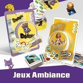 JEUX D'AMBIANCE
