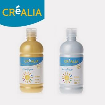 Acrylique 500ml Créalia