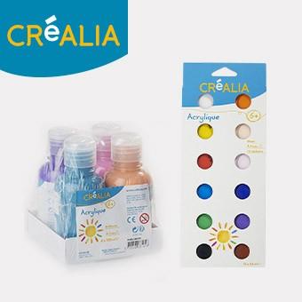 Coffrets Acrylique Créalia